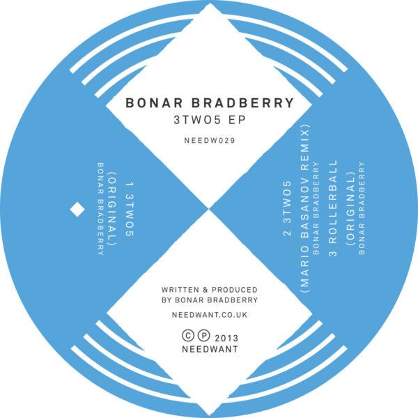 Bonar Bradberry - 3two5 EP