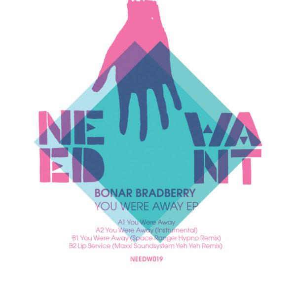 Bonar Bradberry - You Were Away EP