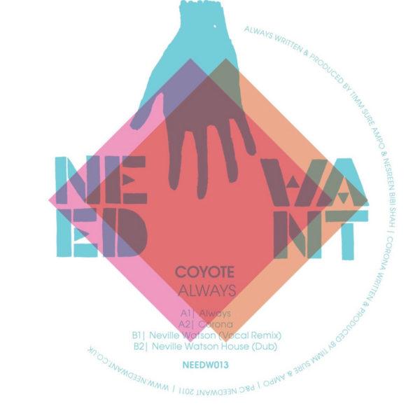 Coyote - Always EP