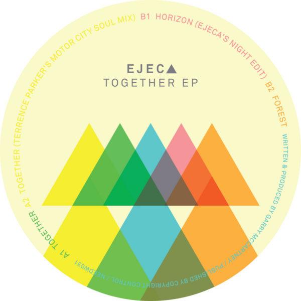 Ejeca - Together EP