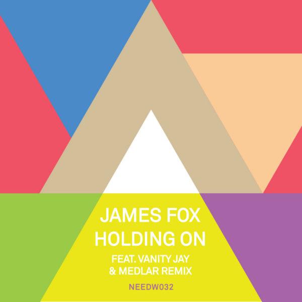 James Fox Holding On Feat. Vanity Jay