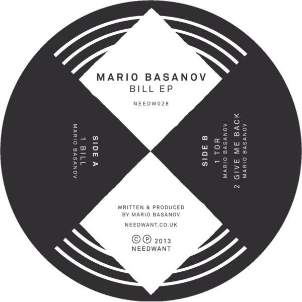 Mario Basanov - Bill EP
