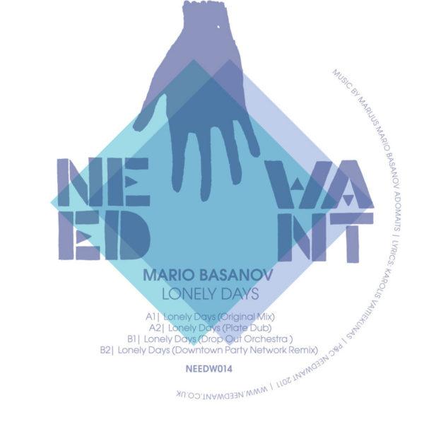 Mario Basanov - Lonely Days EP