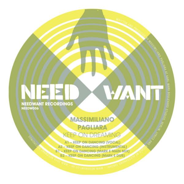 Massimiliano Pagliara - Keep On Dreaming EP