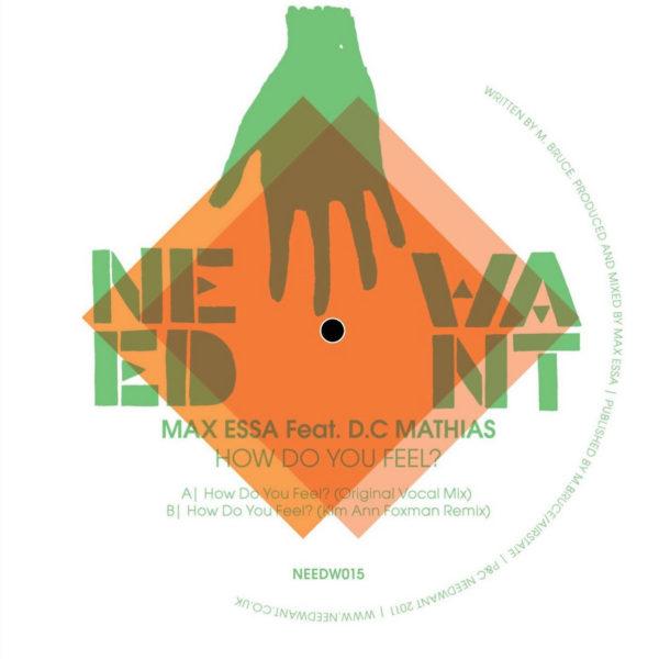 Max Essa - How Do You Feel? EP